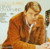 Glen Campbell Gentle On My Mind arte de la cubierta