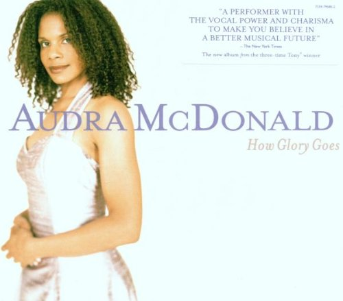 Audra McDonald Any Place I Hang My Hat Is Home cover art