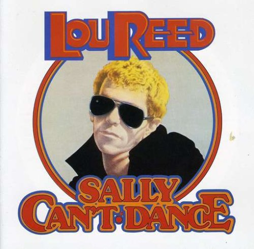 Lou Reed Sally Can't Dance cover art