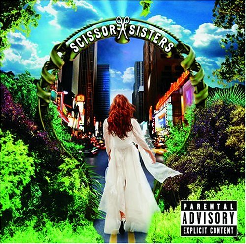 Scissor Sisters Filthy/Gorgeous cover art