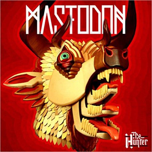 Mastodon Spectrelight cover art