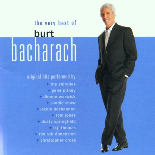 Bacharach & David Don't Make Me Over cover art