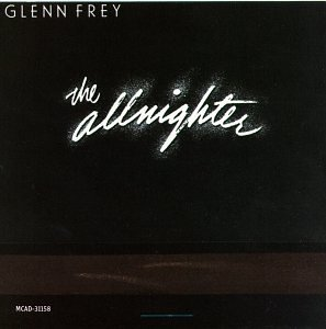 Glenn Frey The Heat Is On (from Beverly Hills Cop) cover art