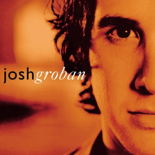Josh Groban Broken Vow cover art