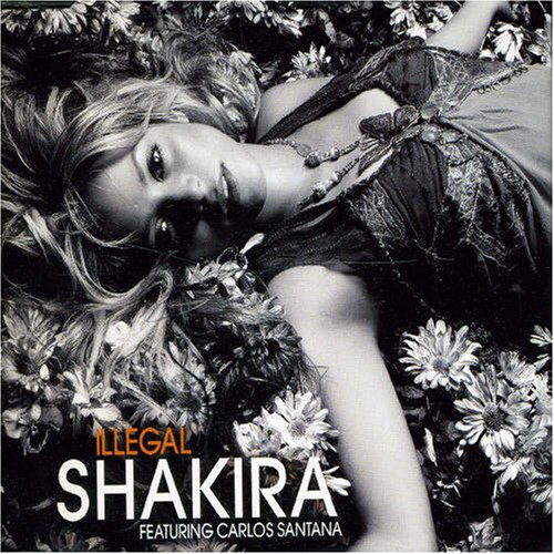 Shakira The Day And The Time cover art