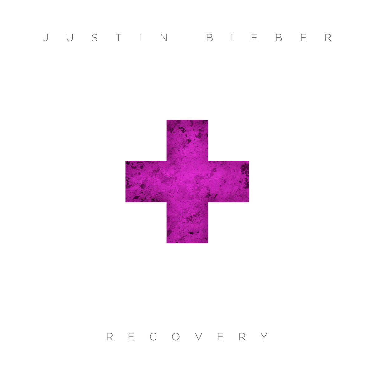 Justin Bieber Recovery cover art