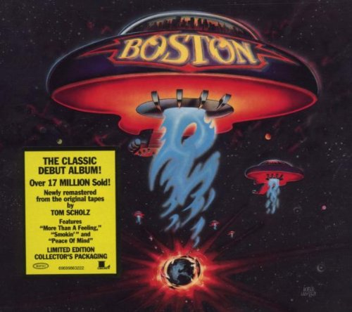Boston Let Me Take You Home Tonight cover art