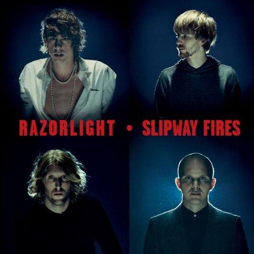 Razorlight Hostage Of Love cover art