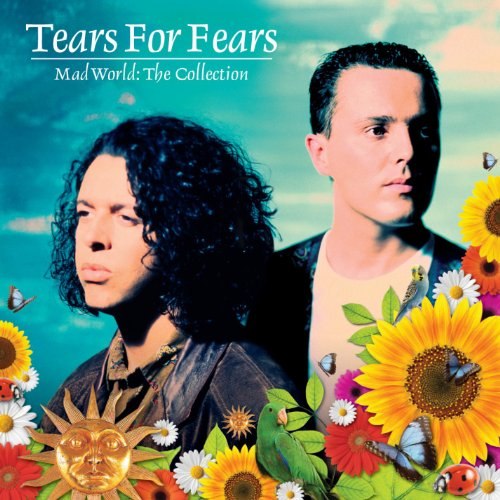 Mad World Sheet Music Tears For Fears Lyrics Chords