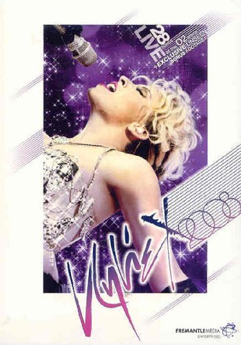 Kylie Minogue I Should Be So Lucky cover art