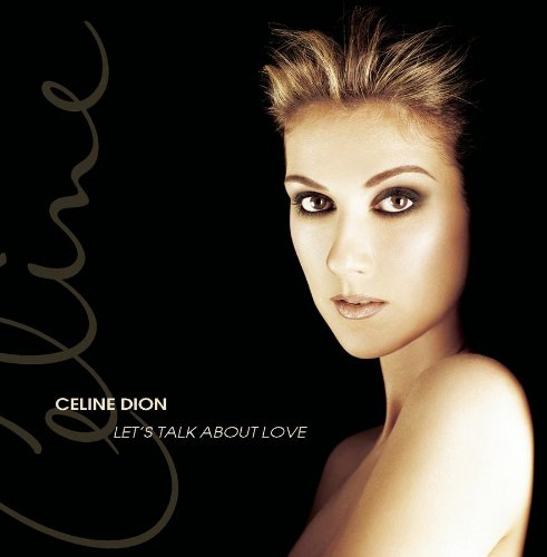 Celine Dion Just A Little Bit Of Love cover art