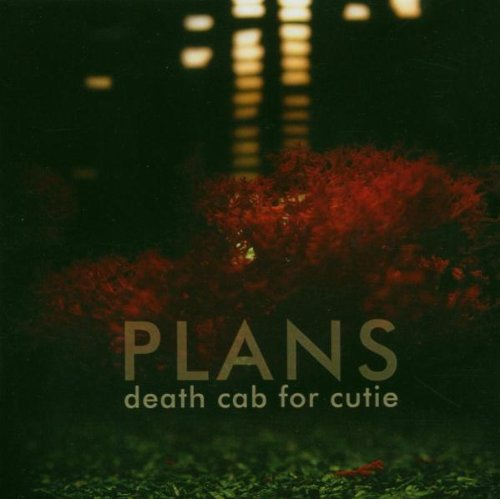 Death Cab For Cutie I Will Follow You Into The Dark cover art