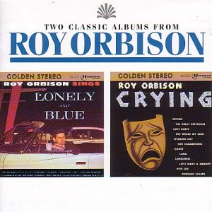 Roy Orbison Only The Lonely (Know The Way I Feel) cover art