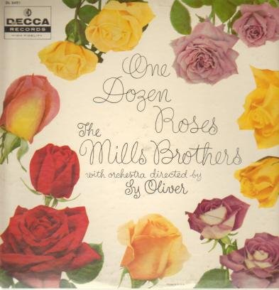 The Mills Brothers You Always Hurt The One You Love cover art
