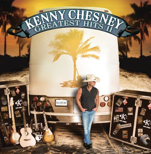 Kenny Chesney Don't Happen Twice cover art