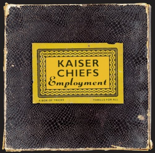 Kaiser Chiefs Everyday I Love You Less And Less cover art