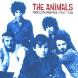 The Animals The House Of The Rising Sun cover art