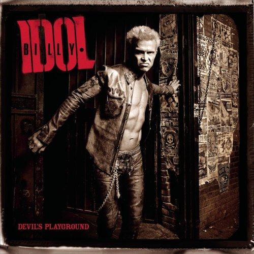 Billy Idol World Comin' Down cover art