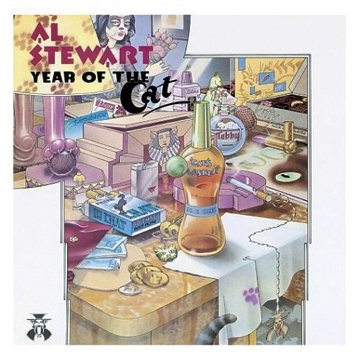 Peter Wood Year Of The Cat cover art