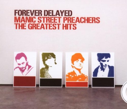 Manic Street Preachers There By The Grace Of God cover art