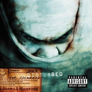 Disturbed Down With The Sickness cover art