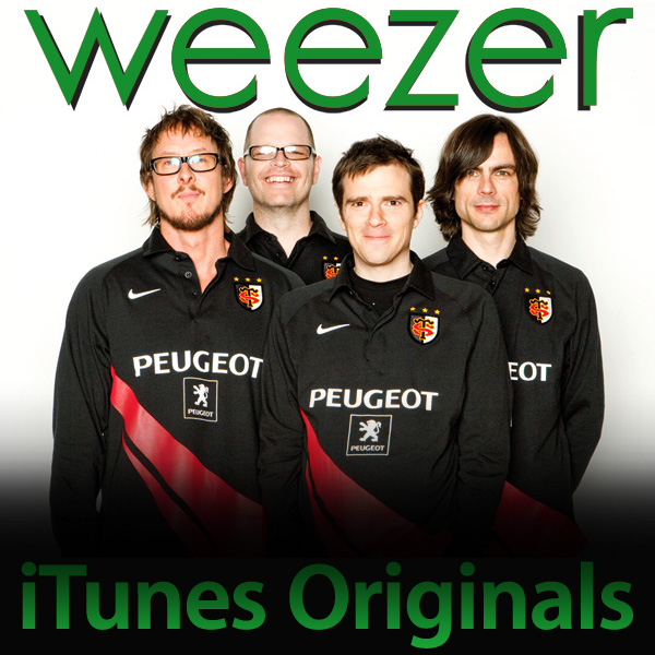 Weezer Can't Stop Partying cover art