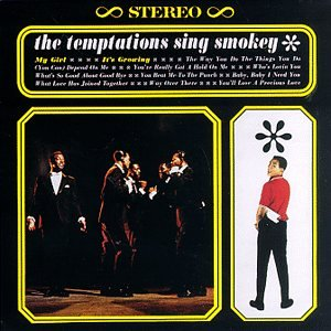 The Temptations My Girl cover art