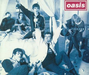 Oasis Listen Up cover art