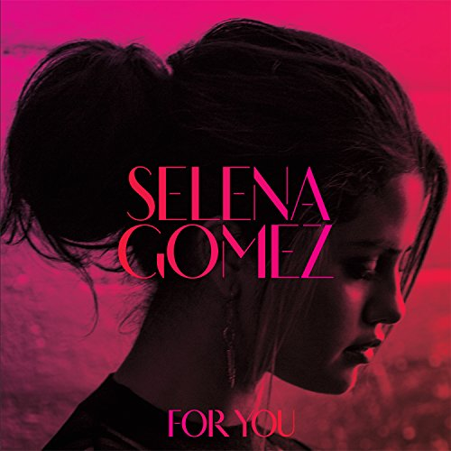 Selena Gomez The Heart Wants What It Wants cover art