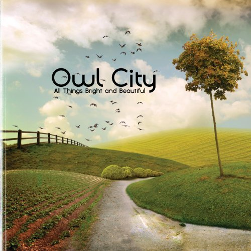 Owl City Galaxies cover art
