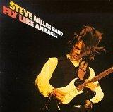 The Steve Miller Band Fly Like An Eagle cover art