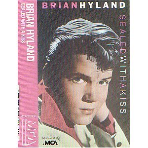 Brian Hyland Sealed With A Kiss cover art