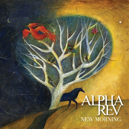 Alpha Rev New Morning cover art