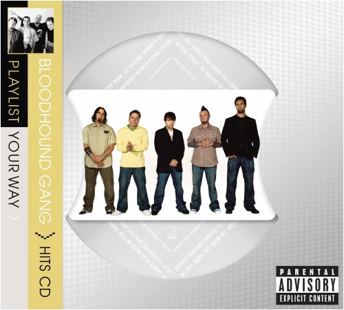 The Bloodhound Gang The Bad Touch cover art