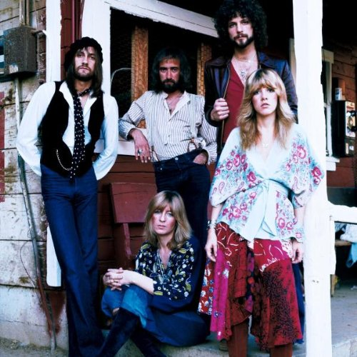 Fleetwood Mac Warm Ways cover art
