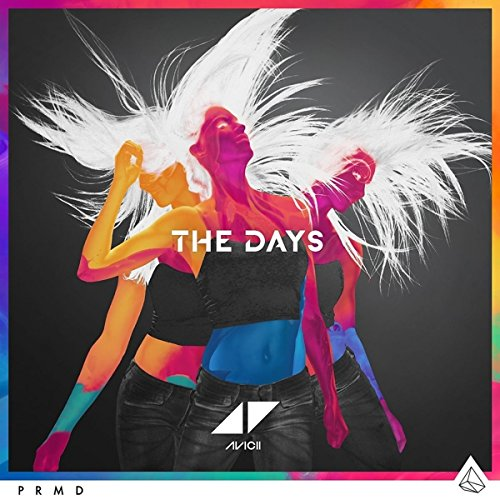 Avicii The Days (feat. Robbie Williams) cover art