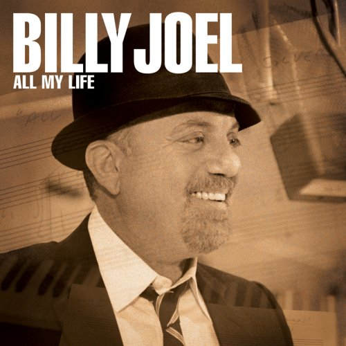 Billy Joel All My Life cover art