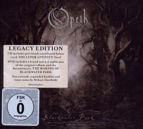 Opeth Bleak cover art