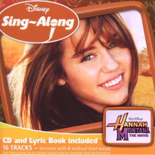 Hannah Montana Game Over cover art
