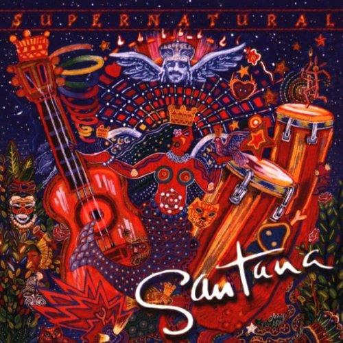 Santana Smooth (feat. Rob Thomas) cover art