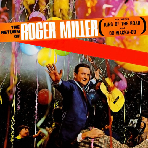 Roger Miller King Of The Road cover art