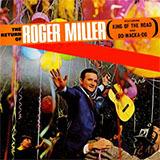 Tablature guitare King Of The Road de Roger Miller - Ukulele
