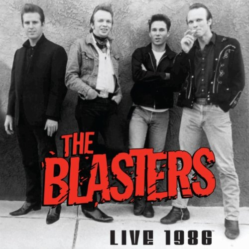 The Blasters American Music cover art