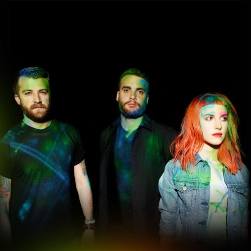 Paramore Now cover art