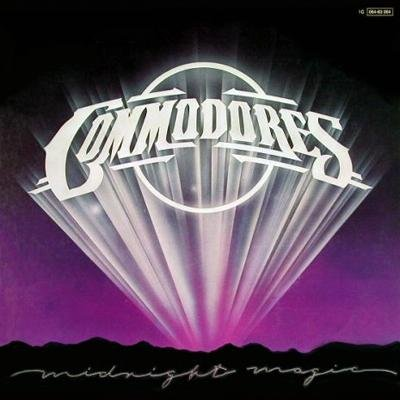 The Commodores Sail On cover art