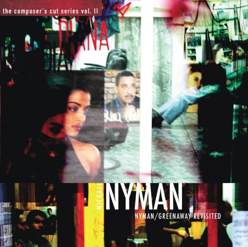 Michael Nyman Time Lapse (from A Zed And Two Noughts) cover art