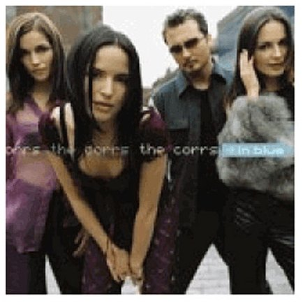 The Corrs All The Love In The World cover art