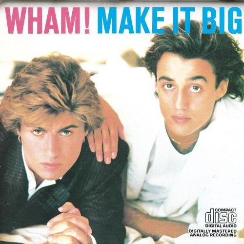 Wham! Wake Me Up Before You Go Go l'art de couverture