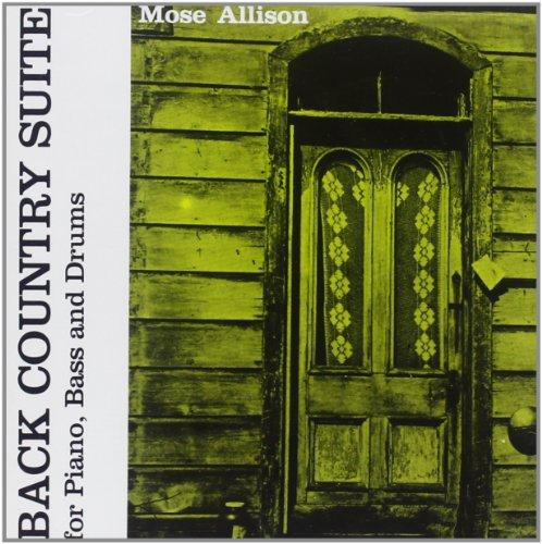 Mose Allison Parchman Farm cover art