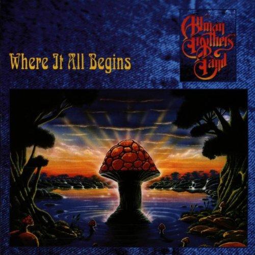 Allman Brothers Band Sailin' 'Cross The Devil's Sea cover art